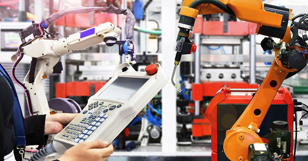 7 Principales Marcas de Robots Industriales